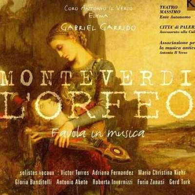 Monteverdi: L'orfeo, Favola In Musica