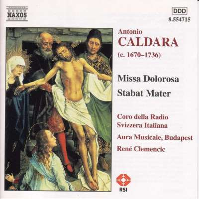 Caldara: Missa Dolorosa, Stabat Mater