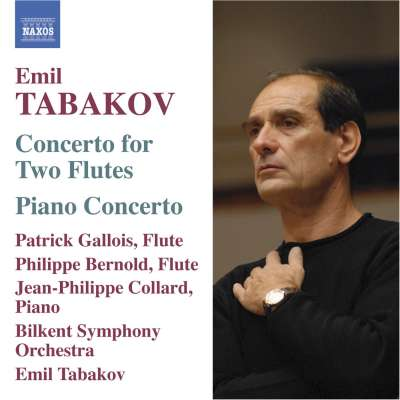 Tabakov: Concerto for 2 Flutes, Piano Concerto