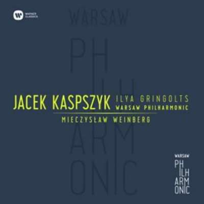 Warsaw Philharmonic: Weinberg 4 Symphony And Violin Concerto