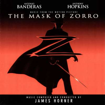 The Mask Of Zorro (Soundtrack)