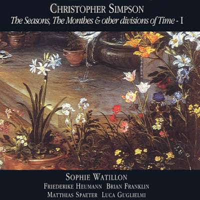 Christopher Simpson: Seasons, The Monthes And Other Divisions Of Time, Vol.1