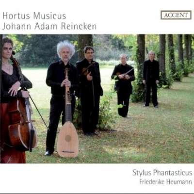 Johann Adam Reincken: Hortus Musicus, Vol.1