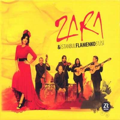 Zara Ve İstanbul Flamenko 5'lisi