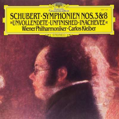Schubert: Symphonies No.3 And 8