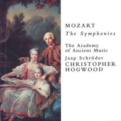 SYMPHONY NO. 27 IN G, K 199, 2. ANDANTINO GRAZIOSO - CHRISTOPHER HOGWOOD, ACADEMY OF ANCIENT MUSIC