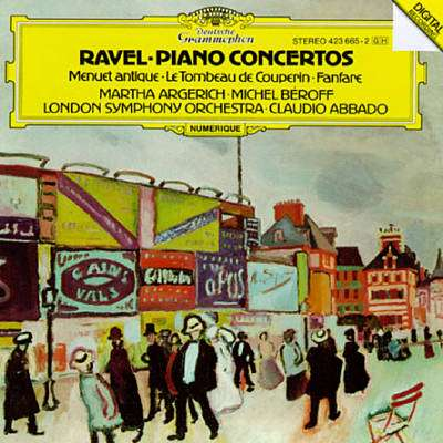 Piano Concertos LSO And Claudio Abbado