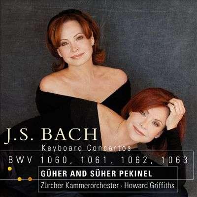 Keyboard Concertos BWV 1060, 1061, 1062, 1063