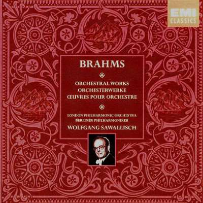 Brahms: Double Concerto, Horn Trio