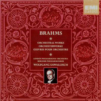 Brahms: Piano Concerto No.2, 5 Songs