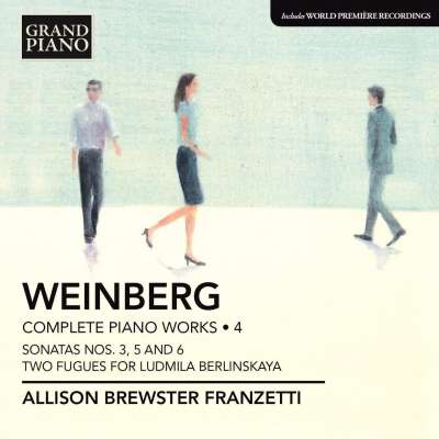 Weinberg: Complete Piano Works