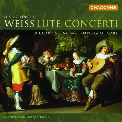 WEISS, LUTE CONCERTI