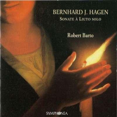 Bernhard J. Hagen, Sonate A Liuto Solo