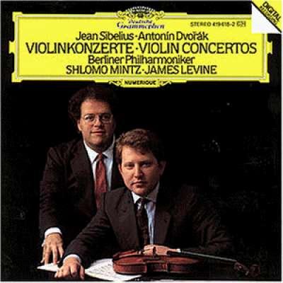 Sibelius, Dvořák: Violin Concertos