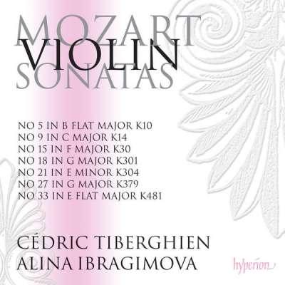Mozart: Violin Sonatas, K. 301, 304, 379, 481