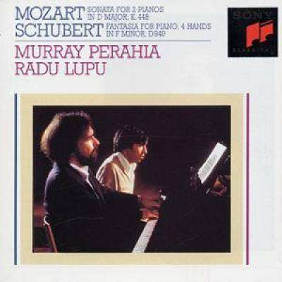 Mozart, Schubert Sonata for Two Pianos