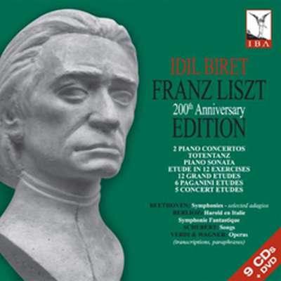 Franz Liszt 200th Anniversary Edition