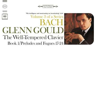 Bach: The Well-Tempered Clavier, Book I, Preludes And Fugues Nos. 17-24, BWV 862-869