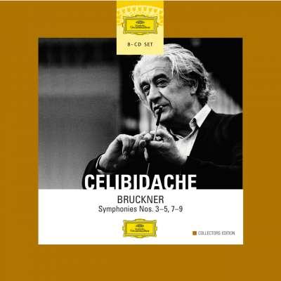 Bruckner: Symphonies Nos.3-5,7-9