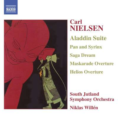 ALADDIN, OP.34, 5.THE MARKETPLACE, ISAPHAN - NIKLAS WILLÉN, SOUTH JUTLAND SYMPHONY ORCHESTRA