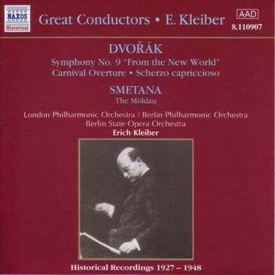 Dvořák: Symphony No.9 / Smetana: Moldau