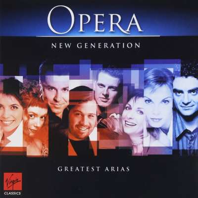 Opera New Generation, Greatest Arias