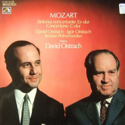 Mozart: Sinfonia Concertante, Concertone