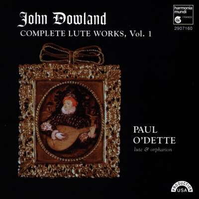 John Dowland, Complete Solo Lute Works