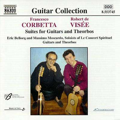 Suites for Guitars And Theorbos