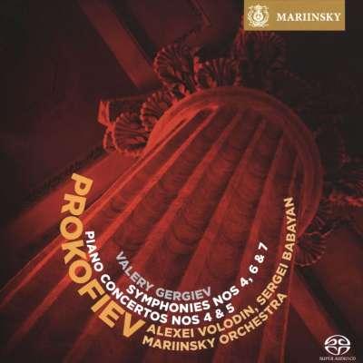 Prokofiev: Symphonies Nos 4, 6, 7; Piano Concertos Nos 4, 5