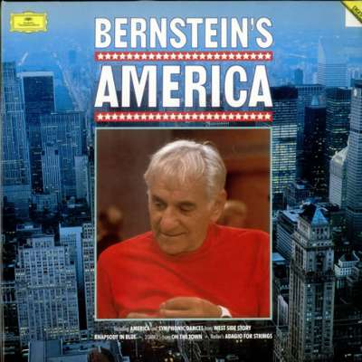 ADAGIO FOR STRINGS, OP. 11 - LEONARD BERNSTEIN, LOS ANGELES PHILHARMONIC ORCHESTRA