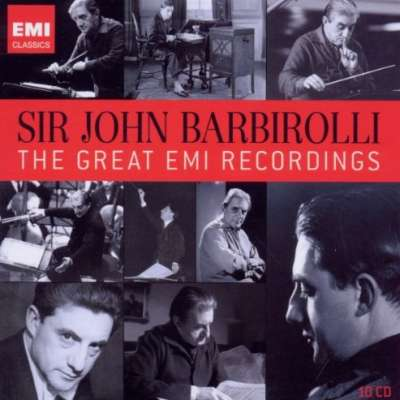 John Barbirolli: The Great EMI Recordings