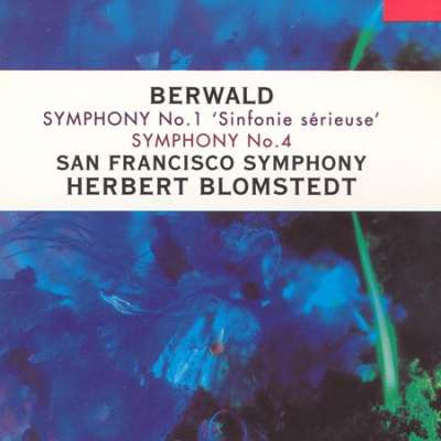 Berwald: Symphony No. 1 And 4