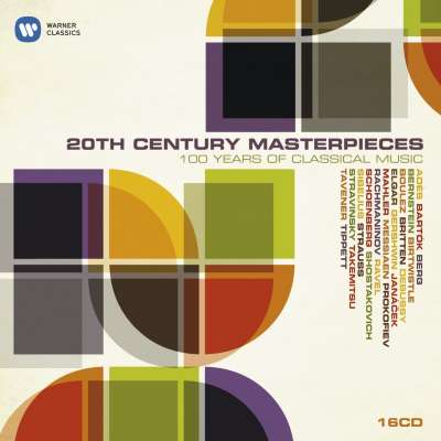20TH CENTURY MASTERPIECES - 100 YEARS OF CLASSIC MUSIC