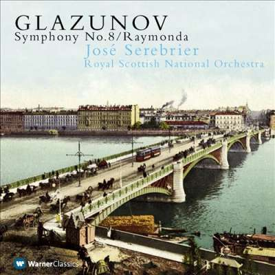 Glazunov: Symphony No. 8, Raymonda Suite