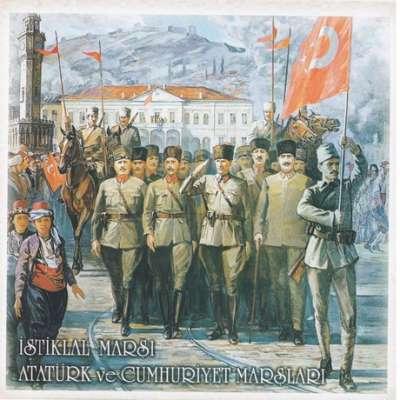İstiklal Marşı Atatürk Ve Cumhuriyet Marşları