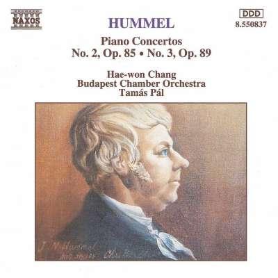 Hummel: Piano Concertos Op.85 - 89