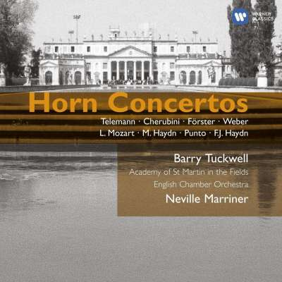 HORN CONCERTO NO.10 IN F, 3.RONDO (BARRY TUCKWELL, NEVILLE MARRINER, ACADEMY OF ST. MARTIN IN THE FIELDS)