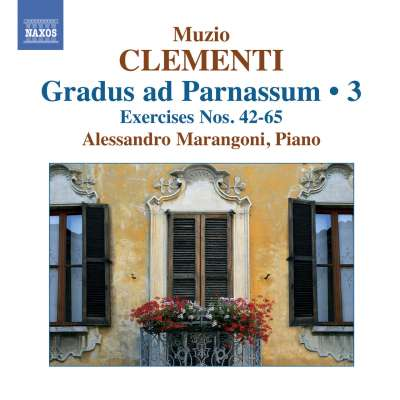 GRADUS AD PARNASSUM, OP. 44: NO. 44 SUİTE OF 3 PİECES: 3. ALLEGRO