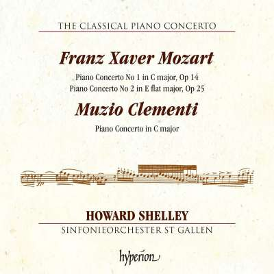 Mozart And Clementi: Piano Concertos