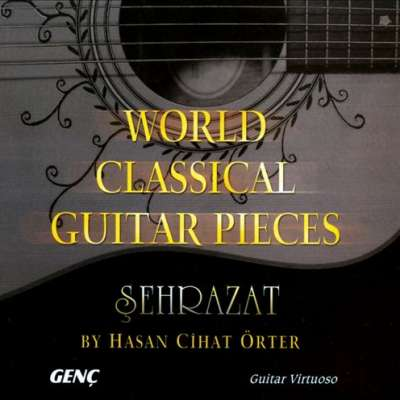 World Classical Guitar Pieces