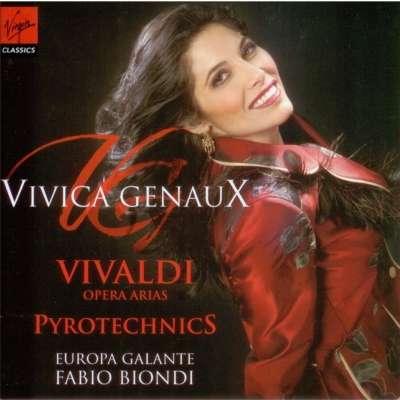 Vivaldi Pyrotechnics - Opera Arias