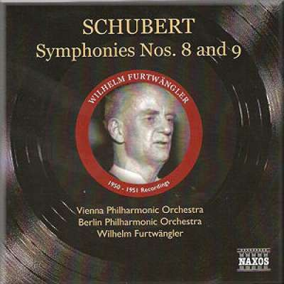 Schubert: Symphonies No.8 and No.9 (1950-1951)