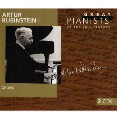 Great Pianists Of The 20th Century, Arthur Rubinstein