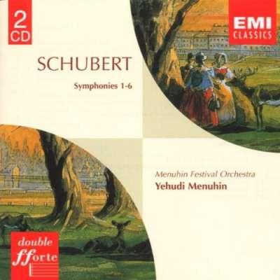 Schubert: Symphonies Nos. 1-6