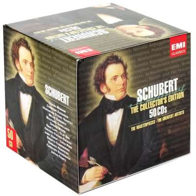 Schubert Collector's Edition