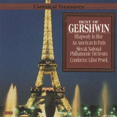Classical Treasures - Best Of Gershwin