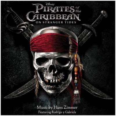 Pirates Of The Caribbean: On Stranger Tides (Soundtrack)