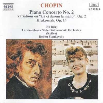 Chopin - Piano Concerto No. 2 / Krakowiak
