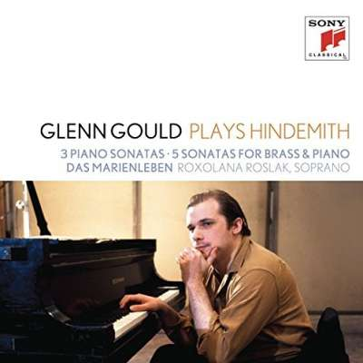 Hindemith: 3 Piano Sonatas, 5 Sonatas for Brass and Piano, Das Marienleben
